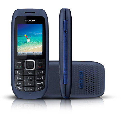 CELULAR NOKIA 1616 FM DISPLAY COLORIDO 1,8