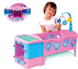 BER�O MAGIC TOYS ROSA
